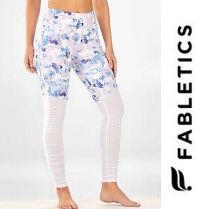 NWT Fabletics • Pureluxe Cinchable Leggings, XXS